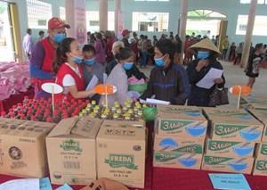 Thái Bình: Tổ chức chương trình 'Chợ nhân đạo'