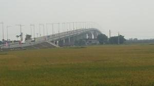 Nam Định: Khánh thành cầu Thịnh Long nối hai bờ sông Ninh Cơ