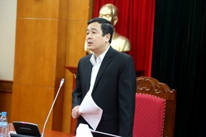 Ông Ngô Đông Hải được chuẩn y Bí thư Tỉnh ủy Thái Bình