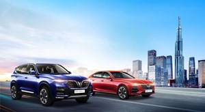 Autoblog: VinFast sẽ bán xe ôtô điện tại thị trường Mỹ vào năm 2021