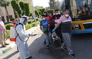 Ai Cập ghi nhận số ca mắc Covid-19 mới cao nhất trong ngày