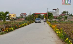 Thái Bình: Khắc phục xong tồn tại, 5 xã sẽ được công nhận đạt chuẩn nông thôn mới nâng cao