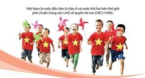 Tăng cường các giải pháp bảo đảm quyền trẻ em