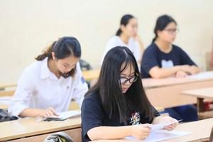 Khảo sát trực tuyến chất lượng học sinh lớp 12