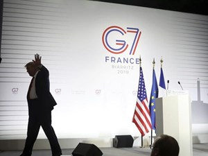 Số phận của G7