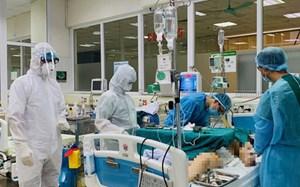 Sức khỏe bệnh nhân 91 tiếp tục tốt lên