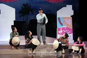 Nhà hát Kịch Việt Nam công diễn hàng loạt tác phẩm