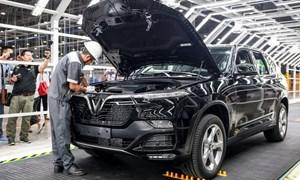 Hai tháng nữa, người mua xe mới được giảm 50% phí trước bạ