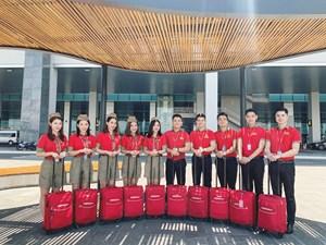 Bay xanh bay nhanh cùng Vietjet với 53 đường bay khắp Việt Nam chỉ từ 8.000 đồng