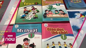 Rà soát quy trình lựa chọn sách giáo khoa