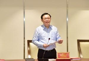 Hà Nội: Góp ý Dự thảo văn kiện Đại hội lần thứ XVII Đảng bộ TP