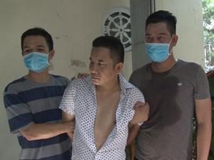 Bắt đối tượng cùng ma túy 'nước biển' lần đầu tiên xuất hiện tại Huế
