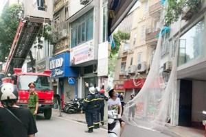 Cảnh sát 'giăng lưới' vây bắt nghi can ngáo đá, giết người