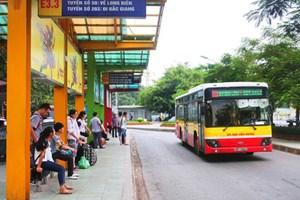 Hà Nội đề xuất xây 600 nhà chờ xe buýt chuẩn châu Âu