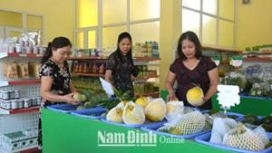 Nam Định: Thúc đẩy Chương trình 'Mỗi xã một sản phẩm'