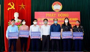 Tuyên Quang: Hỗ trợ xây dựng 250 nhà Đại đoàn kết cho người nghèo