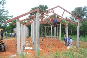 Chiêm Hóa (Tuyên Quang): Hơn 50 hộ nghèo, cận nghèo được hỗ trợ về nhà ở