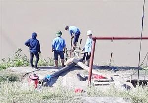 Nghệ An: Nhiều khu dân cư thiếu nước sạch