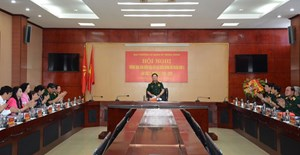Thường vụ Quân uỷ Trung ương thông qua văn kiện Đại hội Đảng bộ Quân khu 2