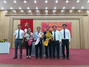 Phó Bí thư Thường trực Thành ủy được bầu làm Chủ tịch UBND TP Tam Kỳ