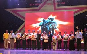 PV GAS kỷ niệm 71 năm ngày Thương binh Liệt sĩ