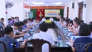 Thanh Hóa: Dự kiến 34 dự án có tổng vốn 350 tỷ đồng được đầu tư