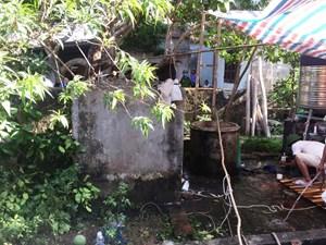 Thanh Hóa: Hai cha con chết bất thường dưới giếng hoang