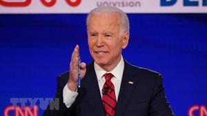 ÔngJoe Biden chiến thắng cuộc bầu cử sơ bộ tại Hawaii