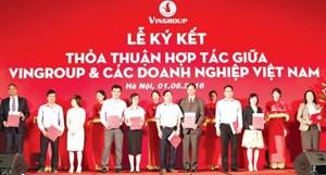 Vingroup - Doanh nghiệp truyền cảm hứng nhất năm 2017