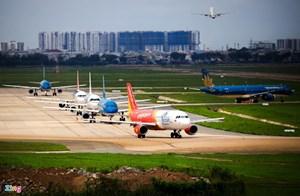 Các hãng hàng không mở lại đường bay quốc tế