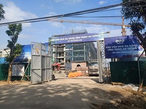 Vĩnh Phúc: Dự án của Tập đoàn FLC bị tố lấn chiếm đất của người dân