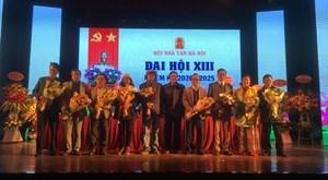 Nhà thơ Trần Gia Thái được bầu làm Chủ tịch Hội Nhà văn Hà Nội