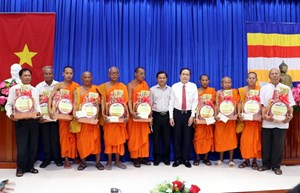 Tổ chức các hoạt động đón Tết Chol Chnăm Thmây thật vui tươi, an toàn