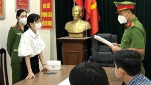 Chi tiết về 13 bị can bị khởi tố vụ 'thổi' giá thiết bị y tế ở Hà Tĩnh