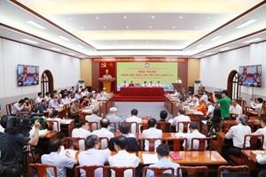 Hội nghị Đoàn Chủ tịch UBTƯ MTTQ Việt Nam lần thứ hai, khoá IX