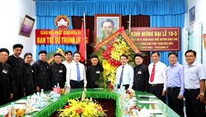 Phật giáo Hoà Hảo một lòng vì Tổ quốc