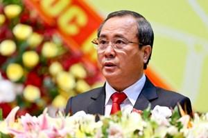 Bí thư Tỉnh uỷ Bình Dương Trần Văn Nam bị cách chức