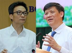 Ông Nguyễn Thanh Long giữ chức Bí thư Ban cán sự đảng Bộ Y tế