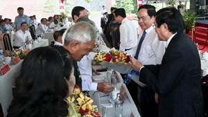 Tưởng nhớ Luật sư Nguyễn Hữu Thọ - Nhà lãnh đạo kiệt xuất của nhân dân