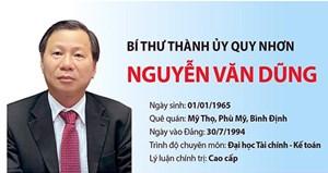 Bình Định: Bí thư, Phó Bí thư Thành ủy Quy Nhơn tái cử