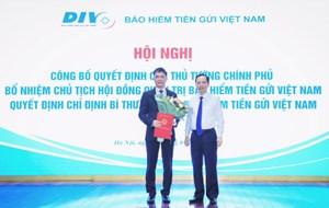 Cục trưởng NHNN giữ chức Chủ tịch HĐQT Bảo hiểm tiền gửi Việt Nam