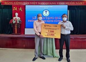 Quảng Nam: Tiếp nhận 7.500 nghìn bộ kít xét nghiệm Covid-19