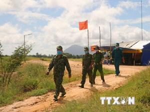 Lào Cai trao trả 3 đối tượng người Trung Quốc nhập cảnh trái phép