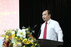 Ông Lê Hải Bình chính thức giữ chức Phó Trưởng ban Tuyên giáo TW