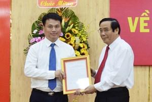 Chỉ định 2 cán bộ Trung ương về làm Phó Bí thư Tỉnh ủy