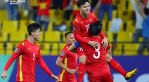 Saudi Arabia - Việt Nam 3-1: Thất bại không nản chí
