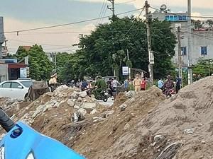 Nguyên Trưởng ban Nội chính Tỉnh ủy Thái Bình đột tử tại nghĩa trang liệt sĩ