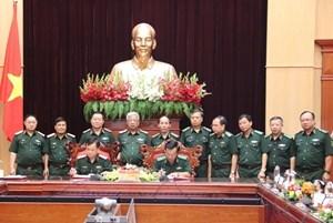 3 tướng được bổ nhiệm chức Tư lệnh