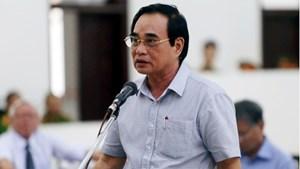 Đề nghị khai trừ Đảng 4 cựu lãnh đạo TP Đà Nẵng