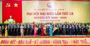 Ông Nguyễn Nhân Chinh trúng cử BCH Đảng bộ tỉnh Bắc Ninh